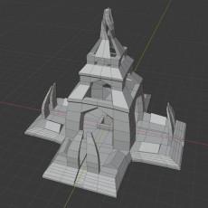 Ancient Fiction Temple