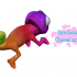 Rainbow Chameleon image