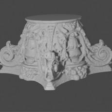 Kearns Mansion Column