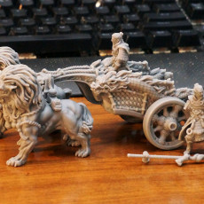 Picture of print of Dragon Empire Chariot