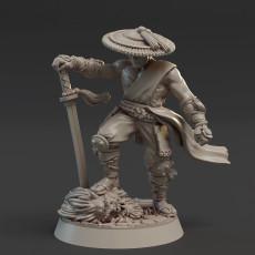 Dragon Empire Samurai