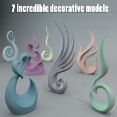 Sculpture decorative Bundle