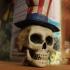 Dead Patriot Skull image