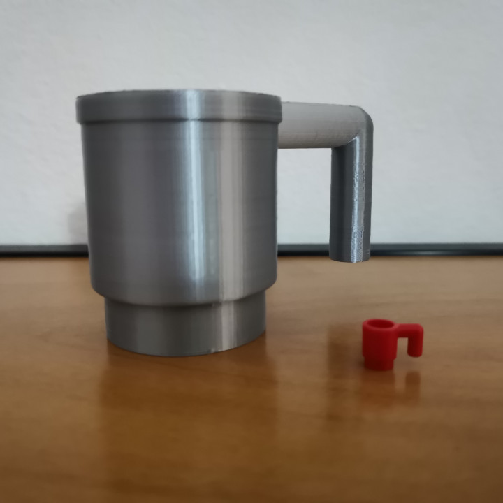 Big Lego Mug