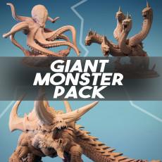 Giant Monster Pack
