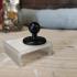 Tesla model S phone holder vent image