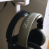 Ikea Skarsta desk compatible Headphone hanger (suitable for 2 headphones) image