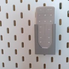 Skadis - Bose remote control holder