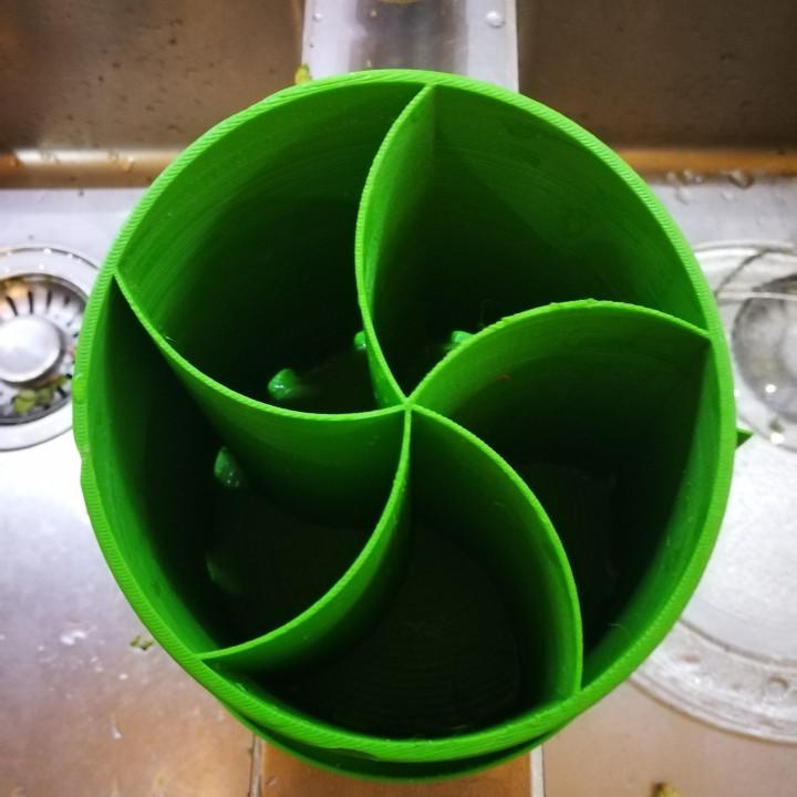Cutler Drainer Turbine-Ispired