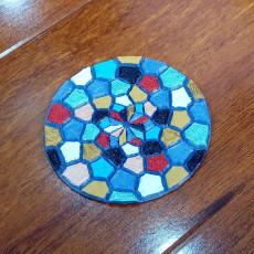 Voronoi & Fibonacci