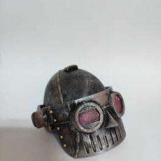 Picture of print of Helmet Collection / Heartless Helmet (1/4 scale)