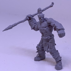 Picture of print of Orc #5