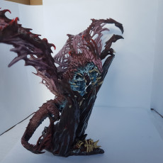 Picture of print of Cursed Dragon