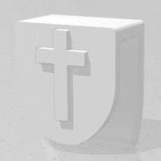 Crucifix webcam blocker