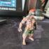 CYBERPUNK MMA FIGHTER MALE image