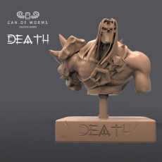 Death from Darksiders (Free Sculpt)