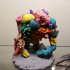 Coral Golem for 28mm Fantasy Tabletop Games and RPGs image