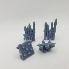 Picture of print of Barricades - Kickstarter Add-on