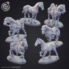 Horses - Kickstarter Add-on