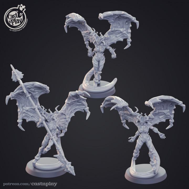 Mother of Demons - Kickstarter Add-on's Cover