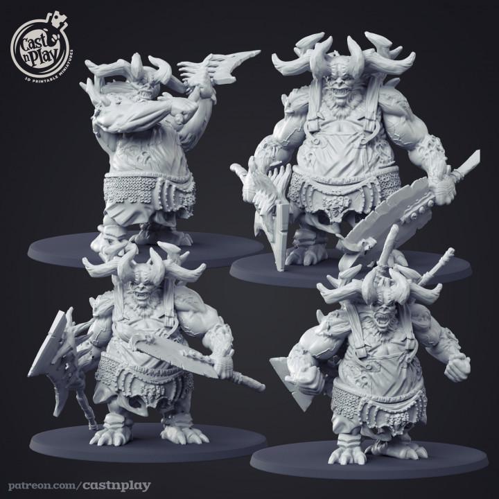 Butcher Demons - Kickstarter Add-on's Cover