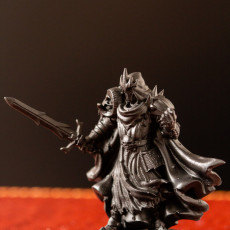 Picture of print of Ul-Agmoth - Dark Lord - 32mm - DnD -
