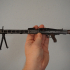 MG42 - scale 1/4 image