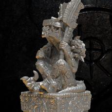 Xochipilli Statue