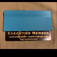 Used Gift Card Scraper Handle