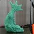 dragon fish print image