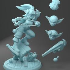 Knox the Goblin Alchemist