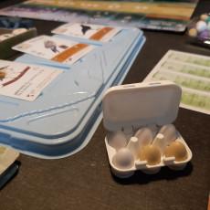 Wingspan Egg Tray