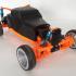 Hot Rod - RC car image
