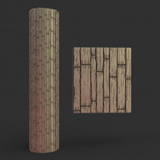 Texture rolling pin No9