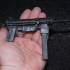 M3A1 Sub Machinegun - scale 1/4 image