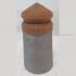 Large Salt and Pepper Pot 44mm image