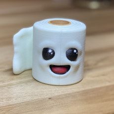 Picture of print of I survived the toilet paper shortage of 2020