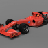 SPE3D.up - 3D printed F1 1/10 image