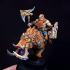 Gino on Wulf-Hog - Dwarven Oathbreakers image