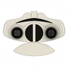 COVID Storm Trooper Mask