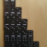 28 Dominos Set With Support image