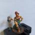 Fraia - Dwarven Beauty (Fantasy Pinup) image