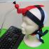 Head Pointer/Casco licornio image