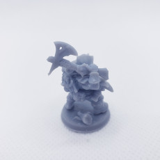 Picture of print of Dwarven Oathbreakers - A Modular (Male)