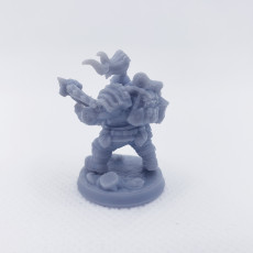 Picture of print of Dwarven Oathbreakers - B Modular (Male) This print has been uploaded by Taylor Tarzwell
