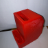 Cube style AA Battery Dispenser image