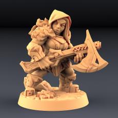Dwarven Oathbreakers - D Modular (Lady)