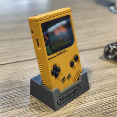 Gameboy classic stand