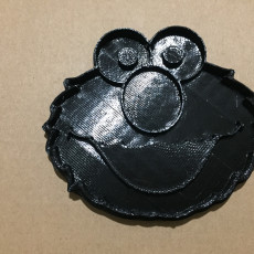 Picture of print of Elmo Cookie Cutter
