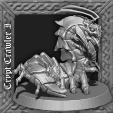 Crypt Crawler, 1